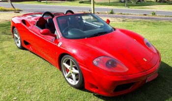 2003 Ferrari 360 Spider full