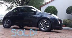 2015 Opel Adam Ecoflex 1.0T
