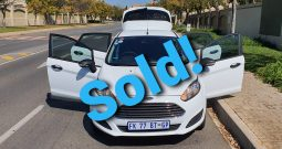 Ford Fiesta, 2015, Ambiente, 1.4 litre