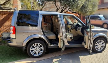 Land Rover Discovery 4 TDV6 HSE full